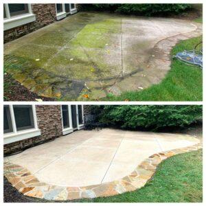 Pressure-Washing-Service-Grand-Rapids-MI-Cement-Cleaning