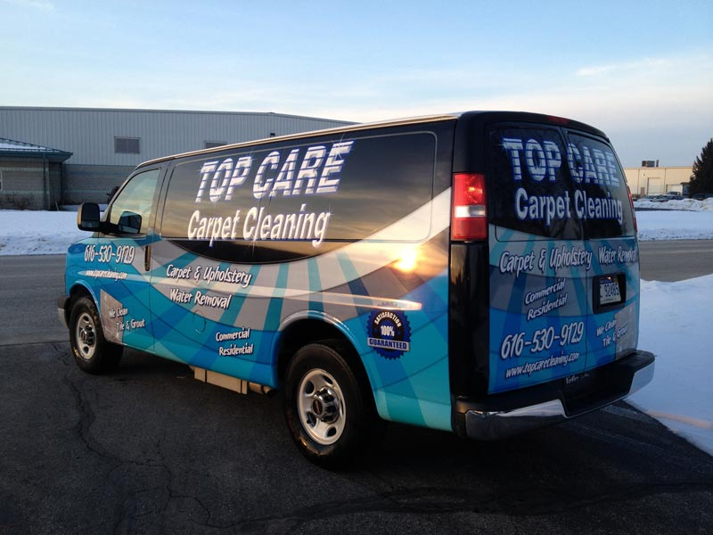 Carpet-Cleaning-Service-Van-Grand-Rapids-Mi